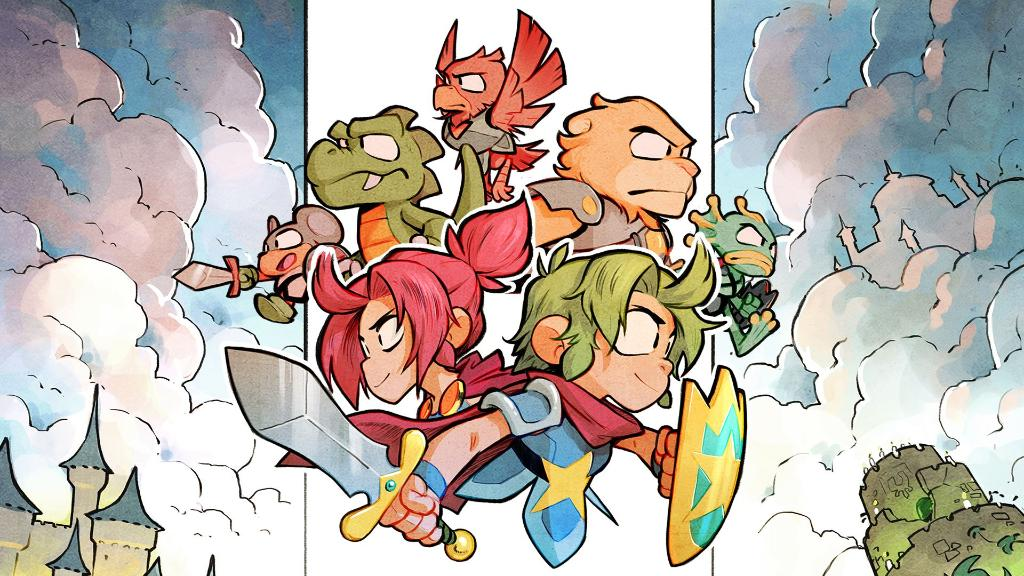 Modojo | Wonder Boy: The Dragon's Trap Is The Pinnacle Of Retro Remasters