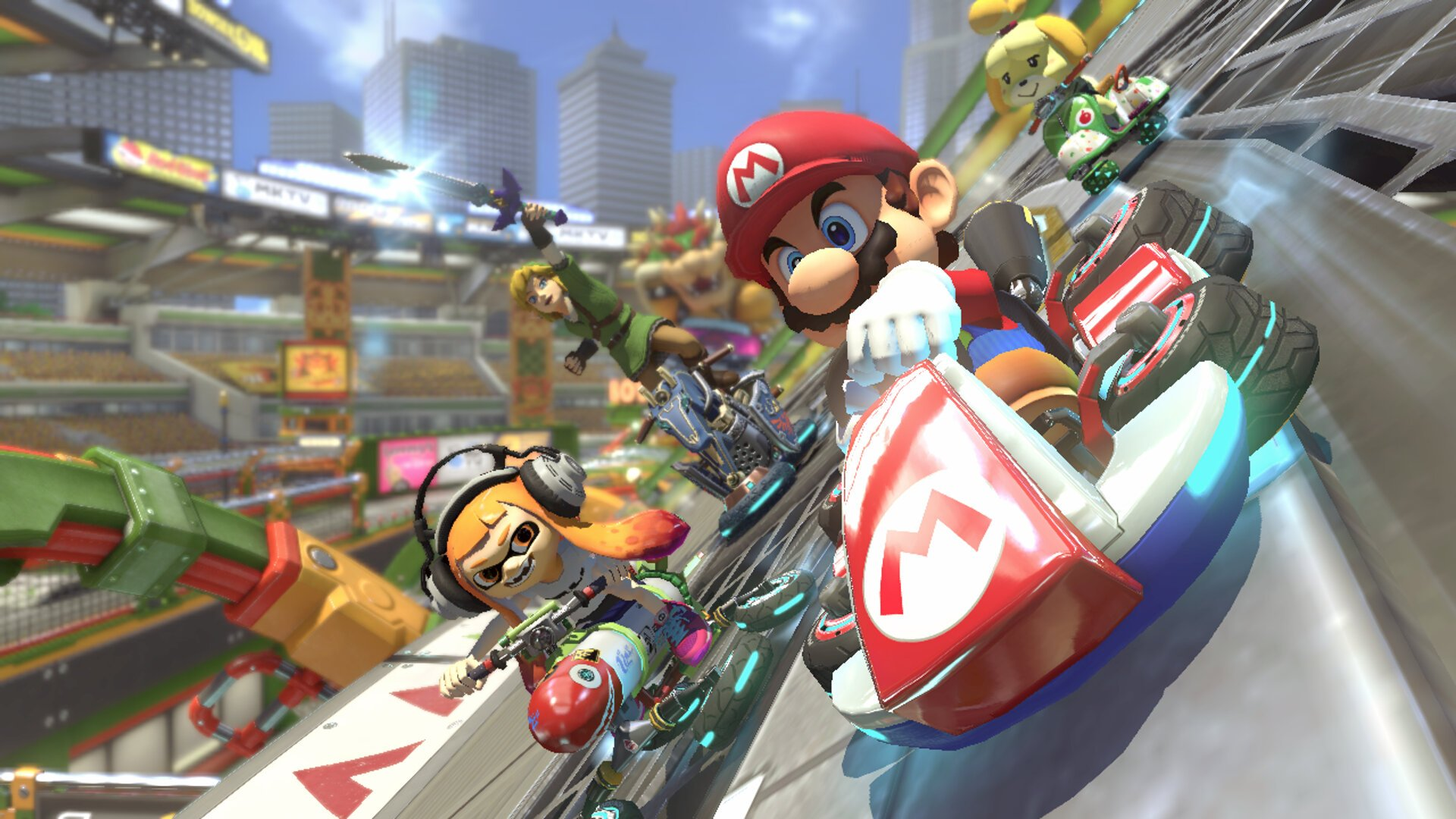 Modojo | When Will Mario Kart 8 Deluxe Arrive On The Nintendo eShop?