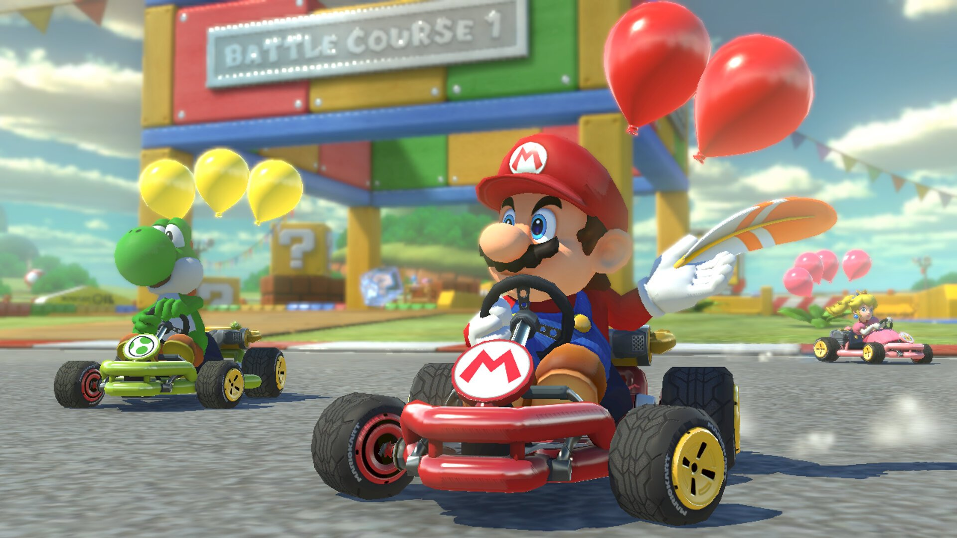 Mario Kart 8 Deluxe Smart Steering What It Is And How To Disable