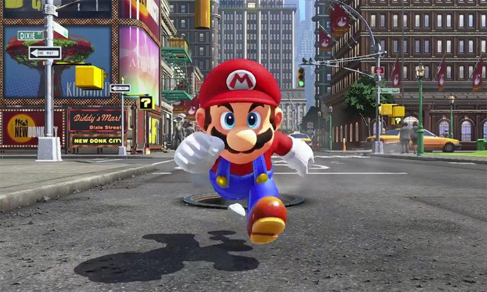 Modojo | Super Mario Odyssey Headlines Nintendo E3 2017 Showing