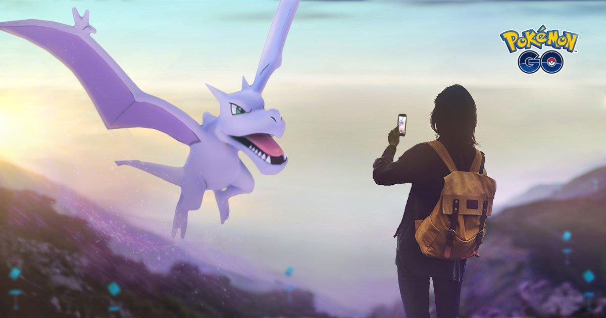 Modojo | Pokemon Go Rock Type Event Kicks Off This Week