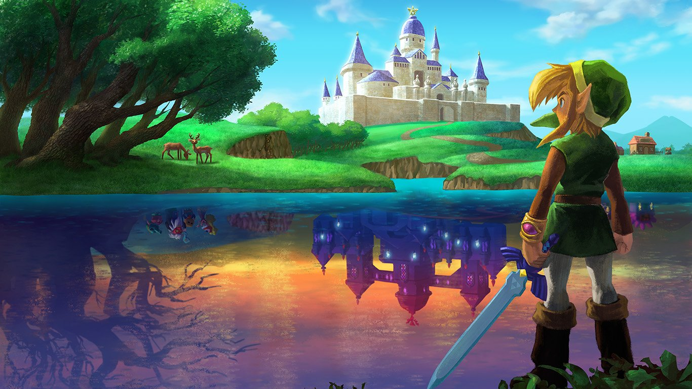 Modojo | Things We'd Like To See From A Mobile Legend Of Zelda Title