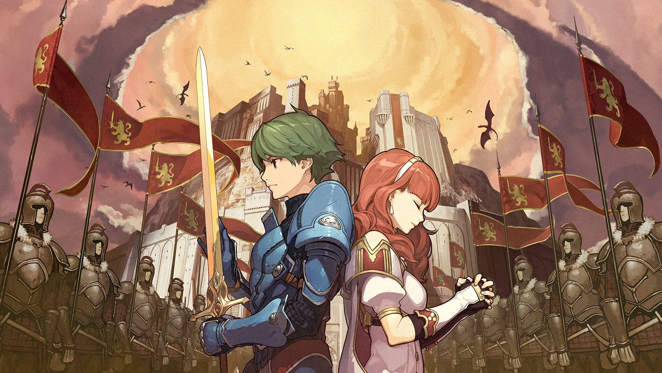Modojo | Fire Emblem Echoes: Shadows of Valentia Review - What's Old is New Again