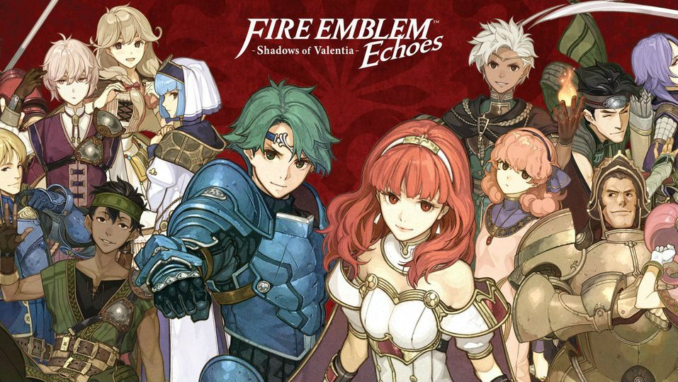 Modojo | Fire Emblem Echoes: Shadows Of Valentia - Understanding The Relationship Support System