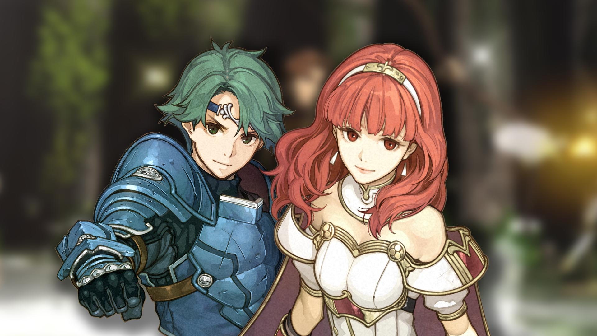 Modojo | Fire Emblem Echoes: Shadows of Valentia - How To Choose The Best Class For Faye