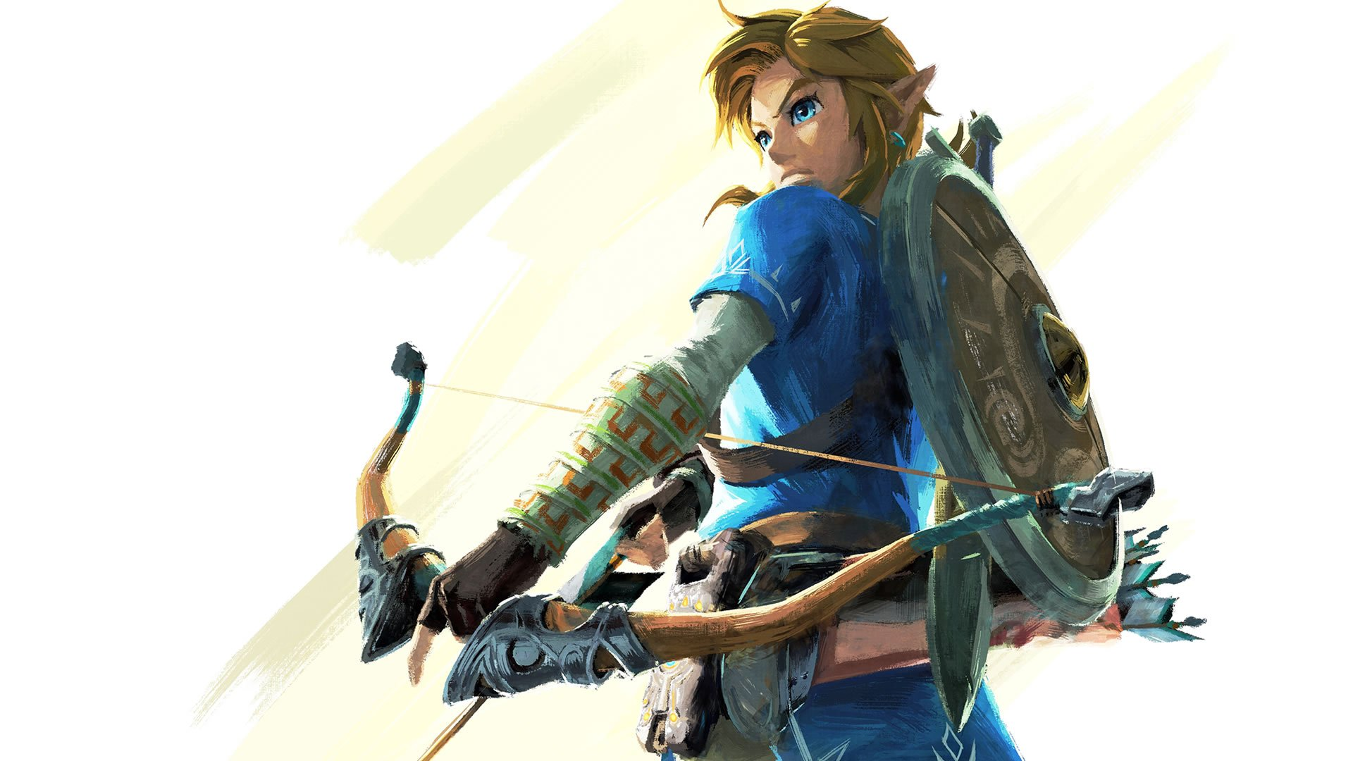 Modojo | Could Breath Of The Wild Link Star In Super Smash Bros On Switch?