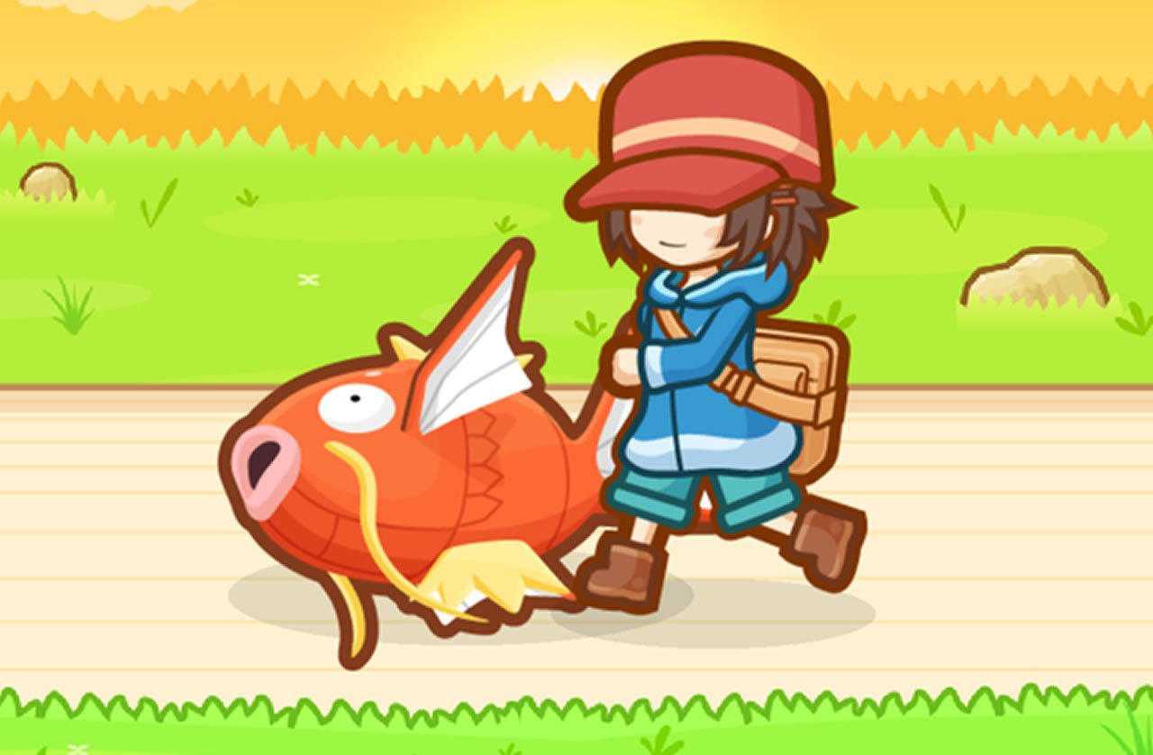 Modojo | Pokemon: Magikarp Jump - How To Train Magikarp And Win Battles
