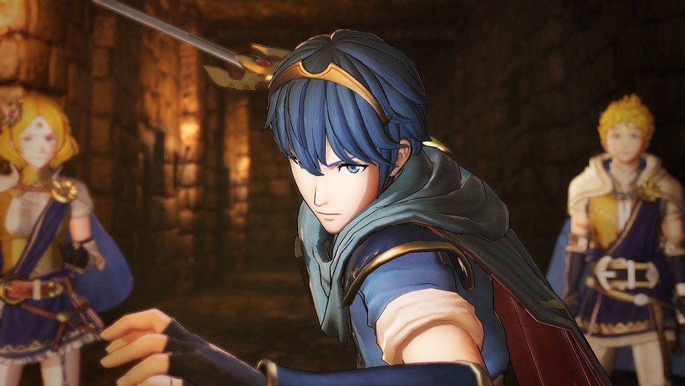 Modojo | New Fire Emblem Warriors Screenshots Reveal Heroes Chrom And Marth