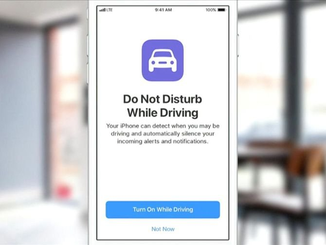 Modojo | What Is Apple's New Do Not Disturb While Driving Feature About?