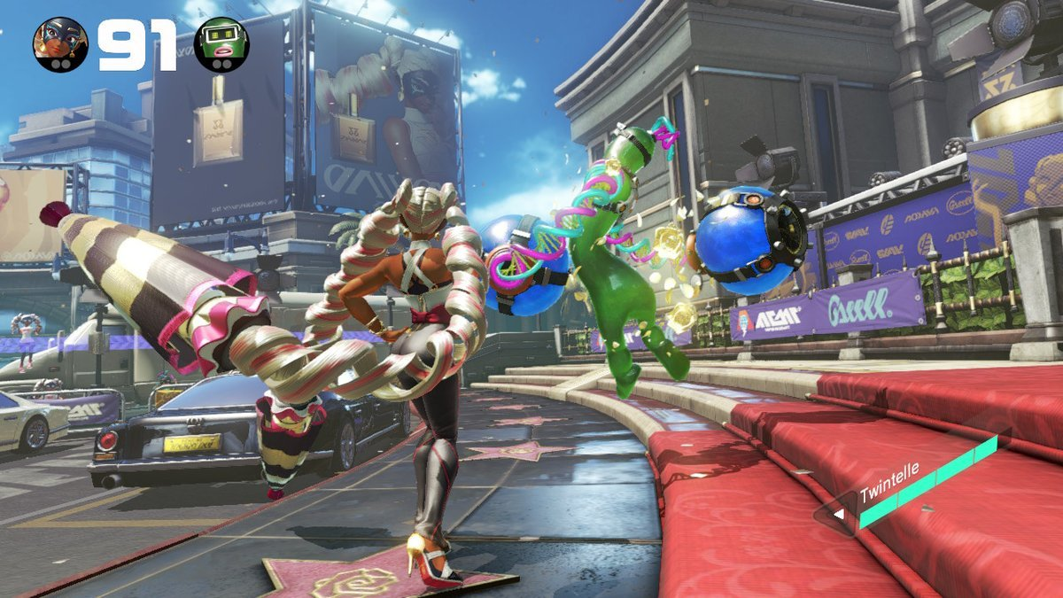 Modojo | Arms Review: Reach For The Stars