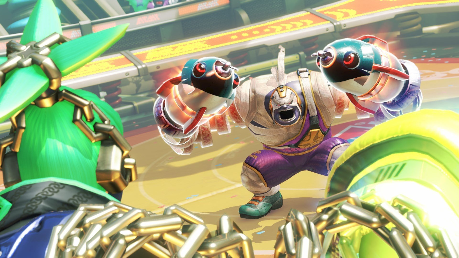 Modojo | Arms - How To Unlock New Arms