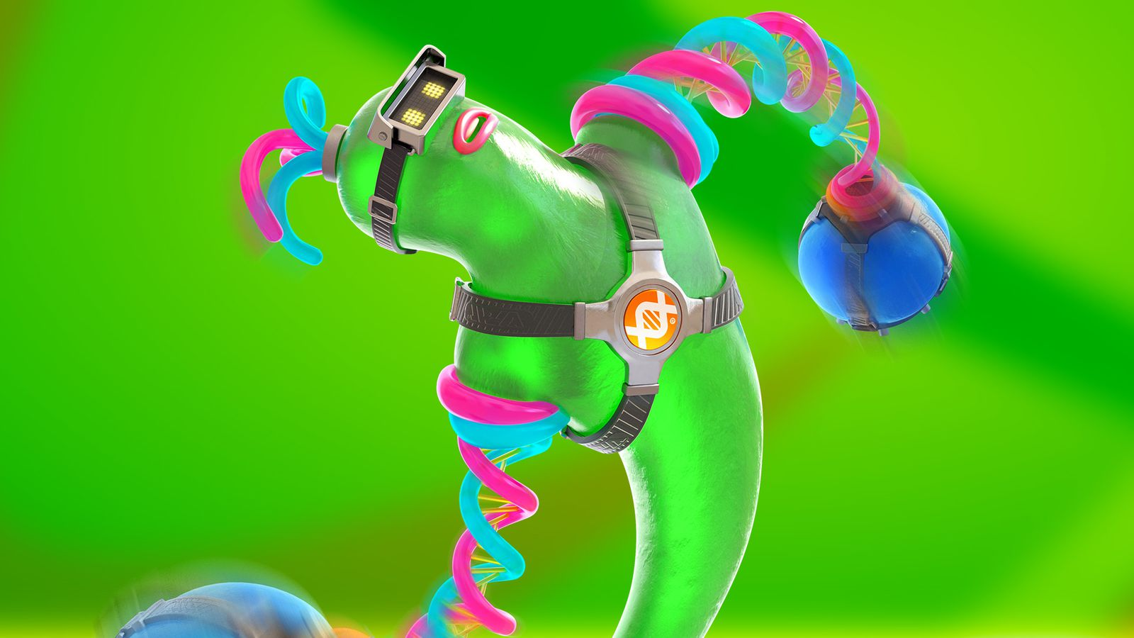 Modojo | Arms - How To Change Your Character's Color