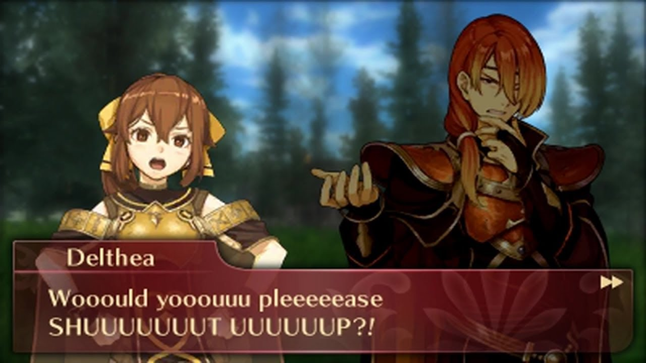 Modojo | Fire Emblem Echoes: Shadows Of Valentia - How To Recruit Delthea