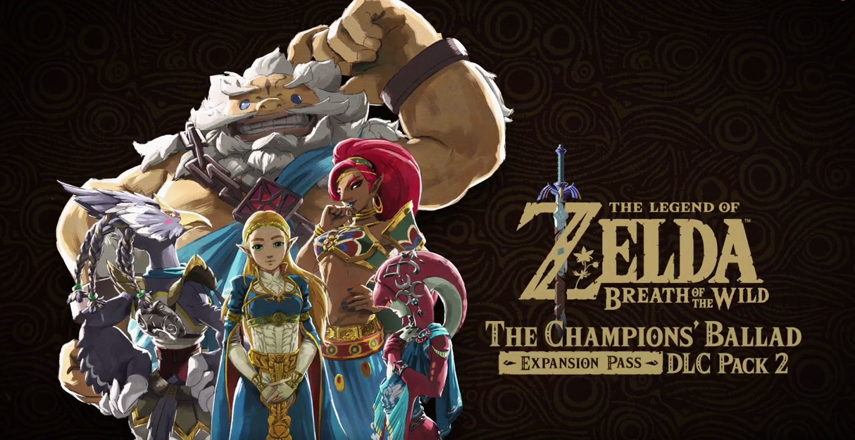 What To Expect From The Breath Of The Wild Champions Ballad
