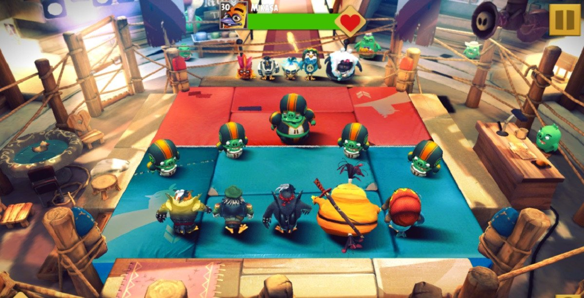 Modojo | Angry Birds Evolution - How To Farm Bird Eggs
