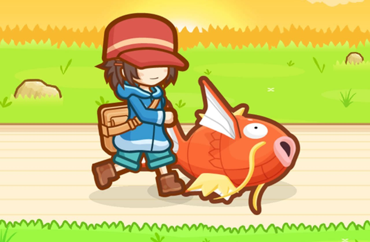 Modojo | Pokemon: Magikarp Jump - How To Trigger Be Gone Event And Raise Magikarp's Max Level