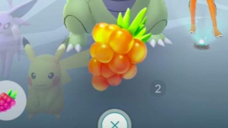 Modojo | Pokemon Go - How To Get A Golden Razz Berry