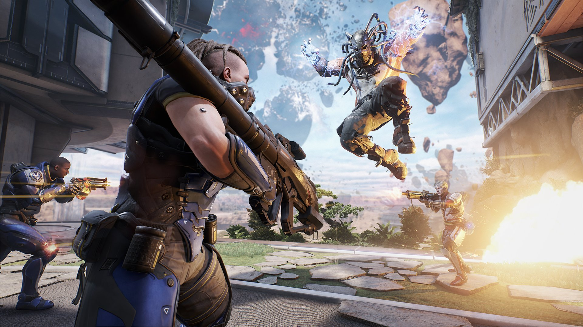 Modojo   Why Won't Lawbreakers Come To The Nintendo Switch?