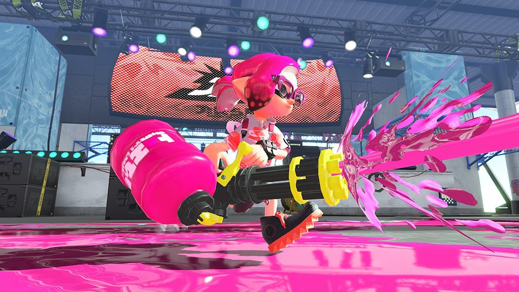 Modojo | Splatoon 2 - List Of Weapons In All Weapon Classes