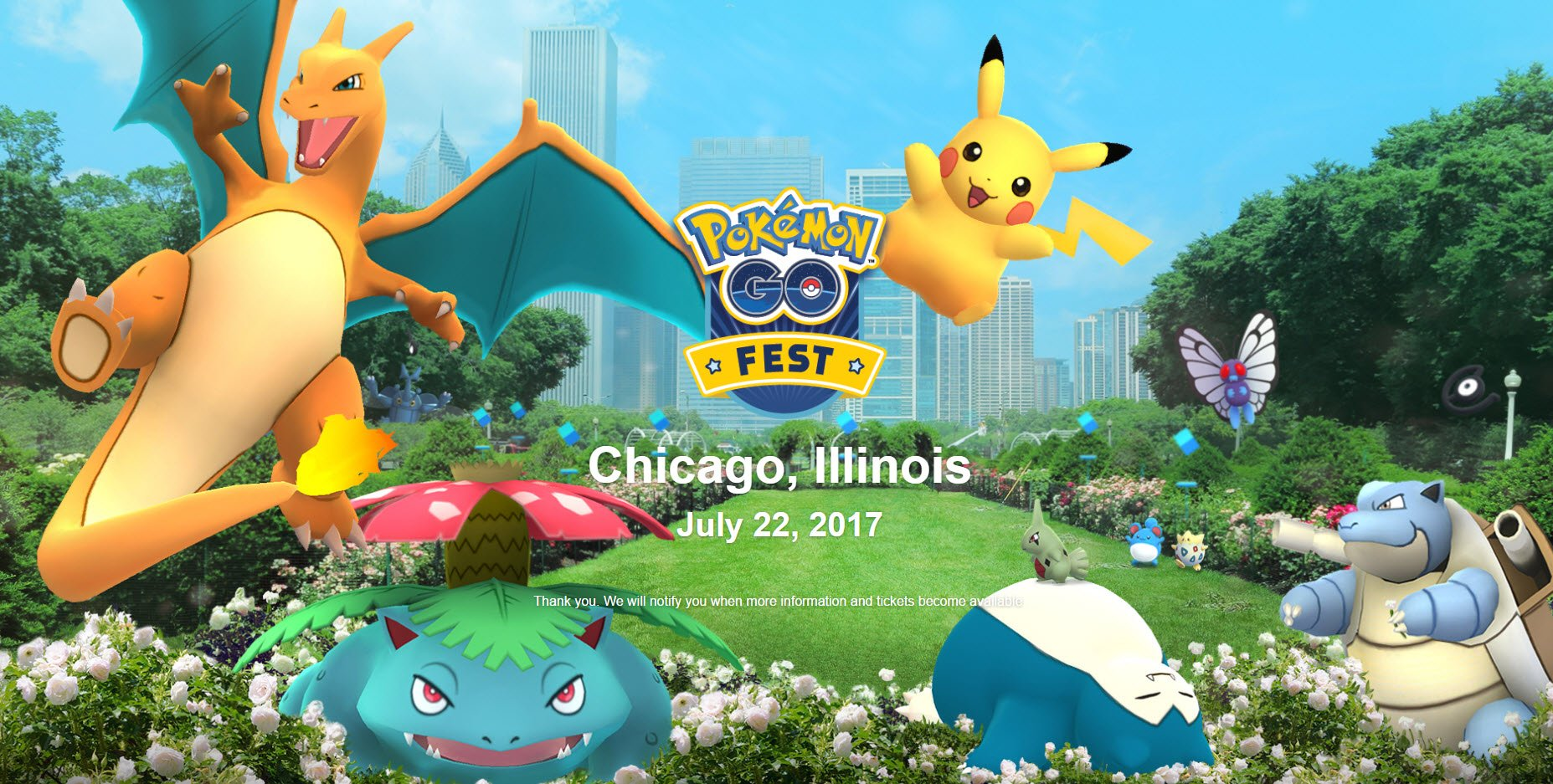 Modojo | Pokemon Go Fest Attendees Issued Refunds In Wake Of Cell Network Blunders