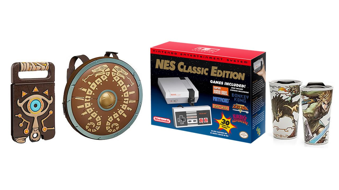 Modojo | NES Classic Returns In Limited-Supply ThinkGeek Bundles