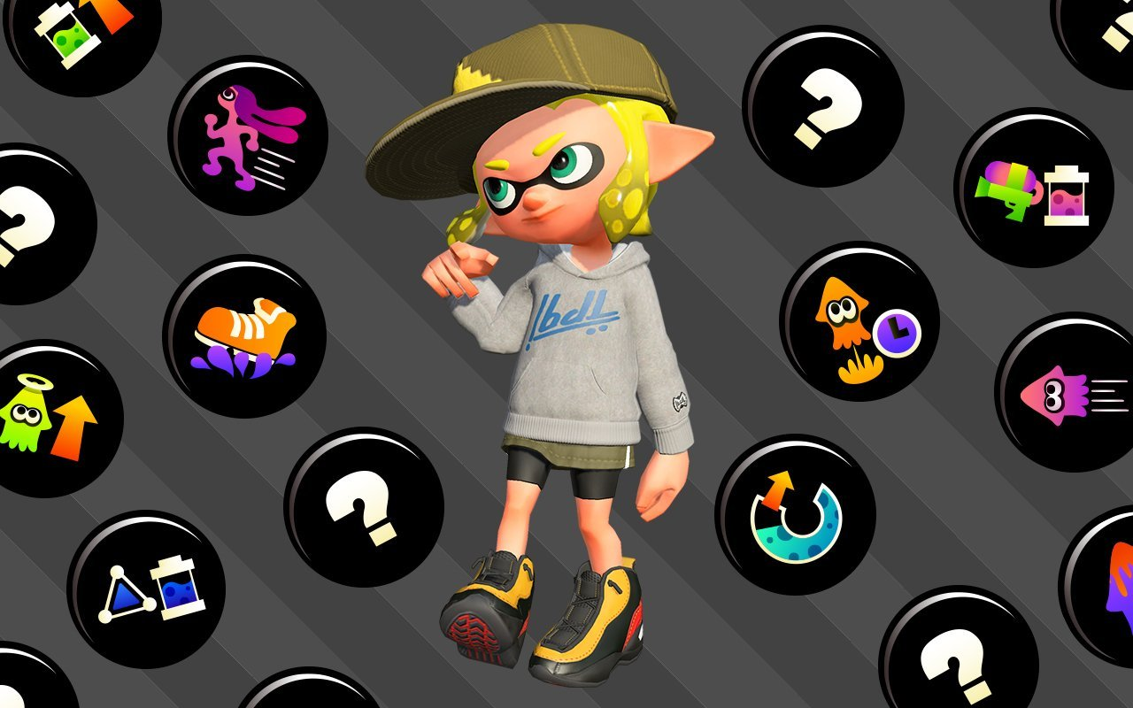 Modojo | Splatoon 2 - How To Change Clothing And Appearance