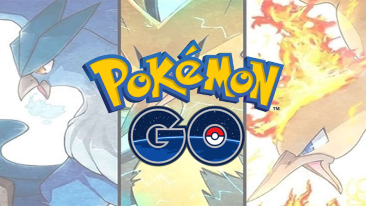 Modojo | Pokemon Go - Niantic Increases Base Capture Rate For Legendary Pokemon