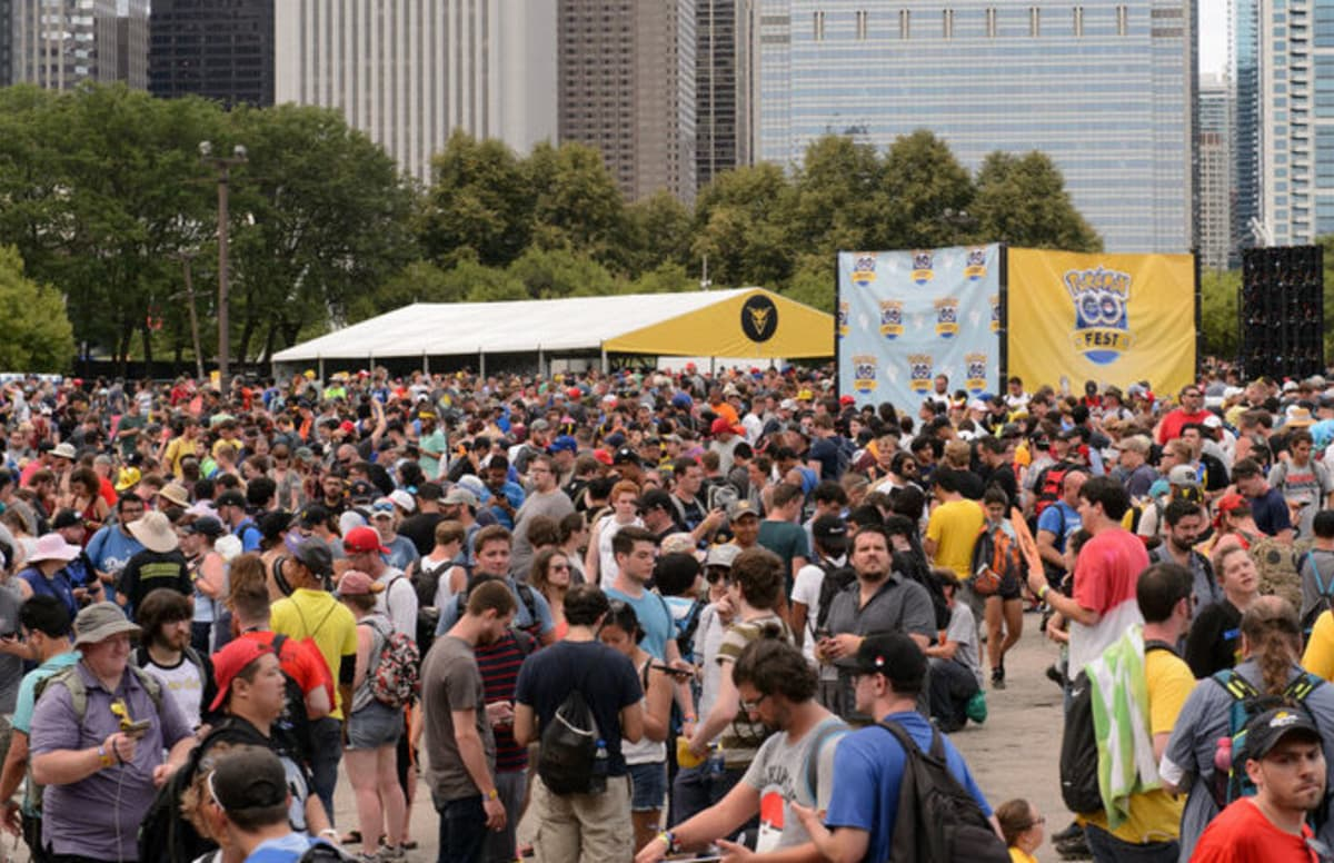 Modojo | Why Pokemon Go Fest Attendees Are Suing Niantic