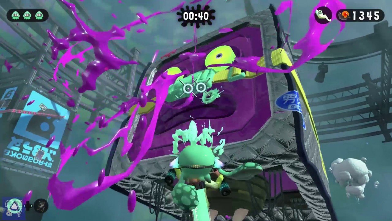 Modojo | Splatoon 2 - How To Beat The Neo Octostomp Boss