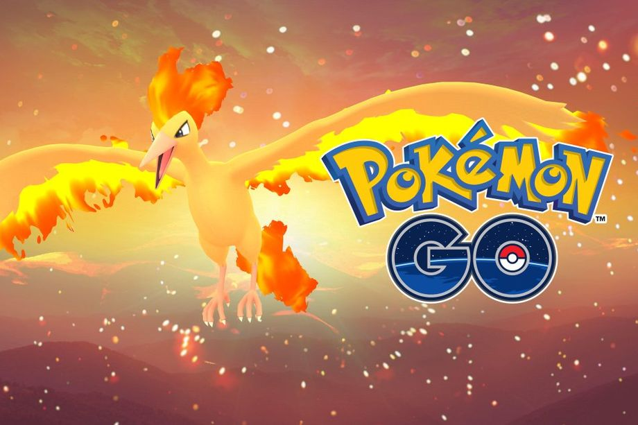 Modojo | Pokemon Go - Legendary Pokemon Moltres Now Available For A Limited Time