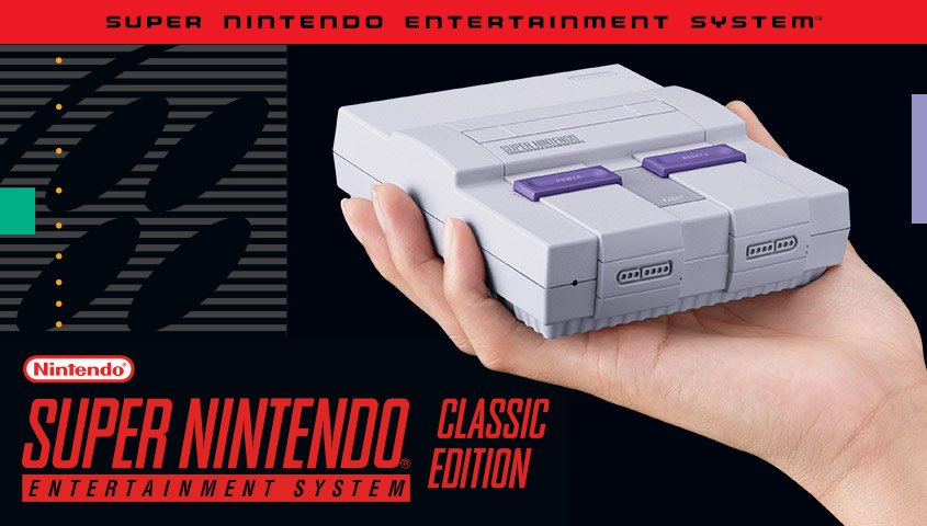 Modojo | Nintendo Announces Pre-Orders And Increased Stock For Super NES Classic Edition