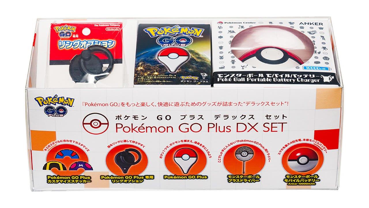 Modojo | Check Out Japan's Exclusive Pokemon Go Plus Deluxe Bundle