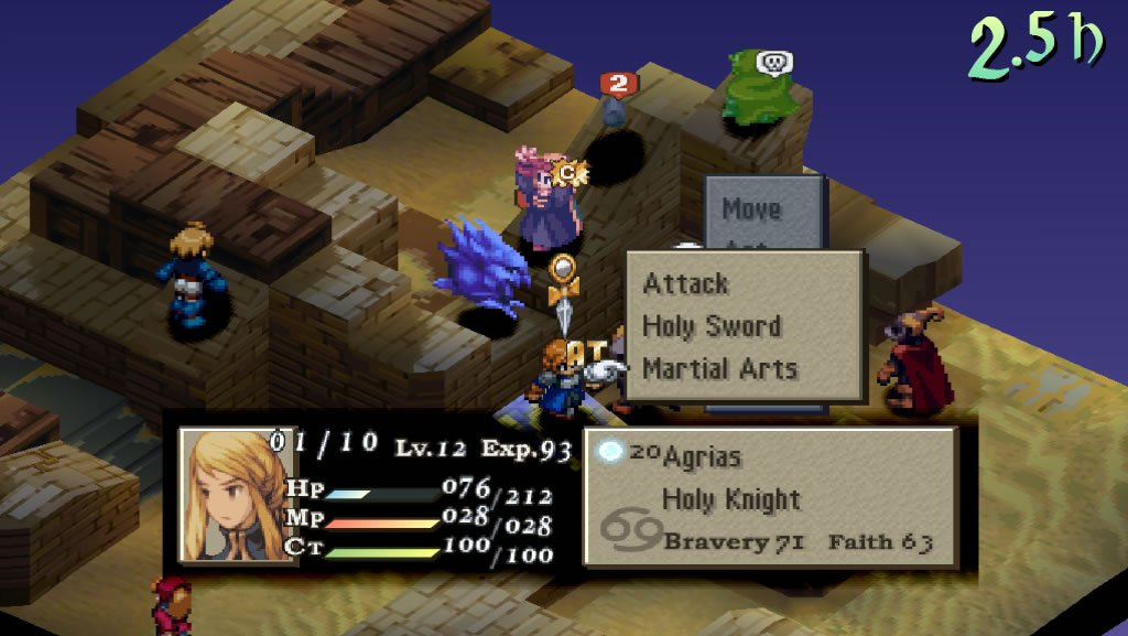 Modojo | Final Fantasy Tactics For iOS Getting 64-Bit Update Next Month