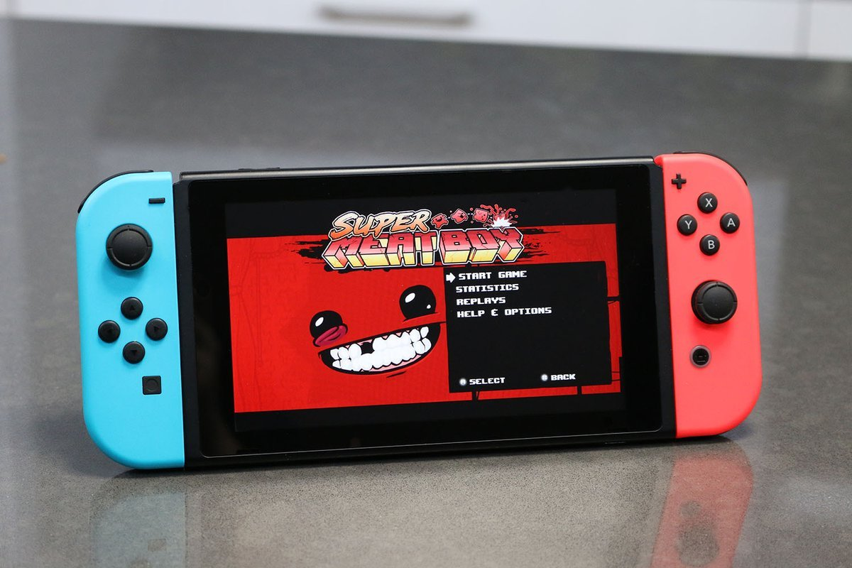 Modojo | Team Meat Is Bringing Super Meat Boy To Nintendo Switch