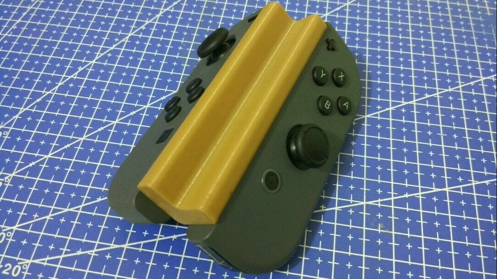 Modojo | Engineer Creates 3D-Printed Switch Peripherals For One-Handed Players