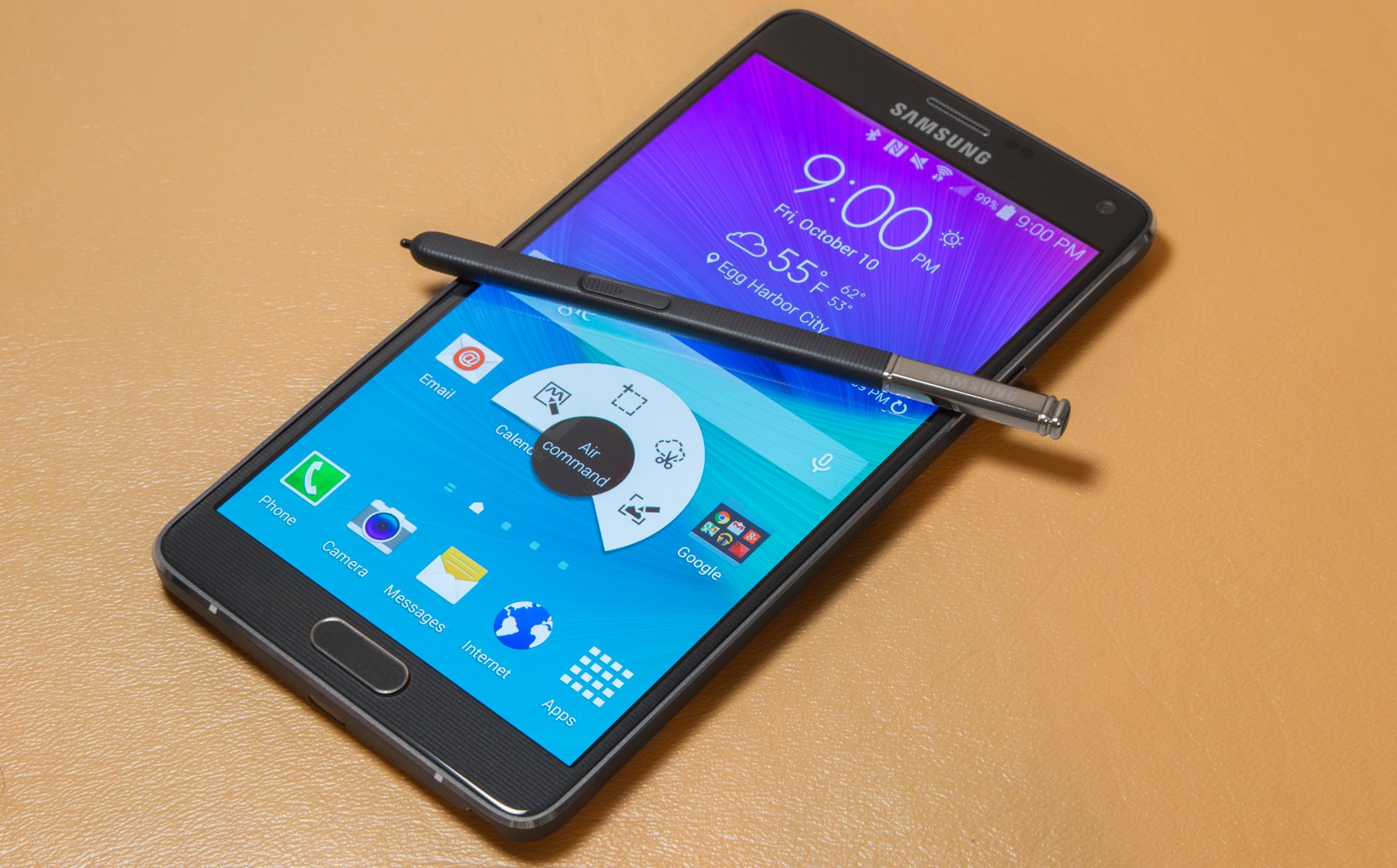 Modojo | Samsung Is Recalling Galaxy Note 4 Batteries For Risk Of Overheating