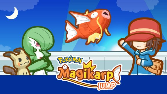 Modojo | Pokemon: Magikarp Jump's Final Update Brings New League And Support Pokemon