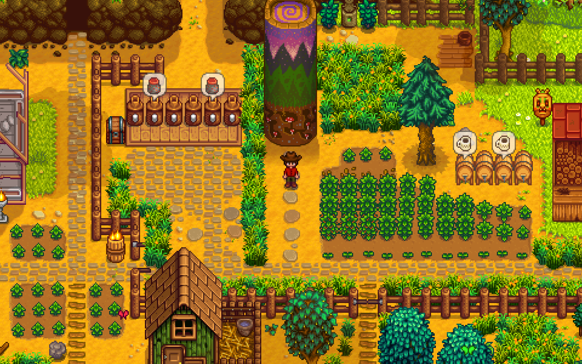 Modojo | Stardew Valley Will Be Submitted To Nintendo For Testing This Week