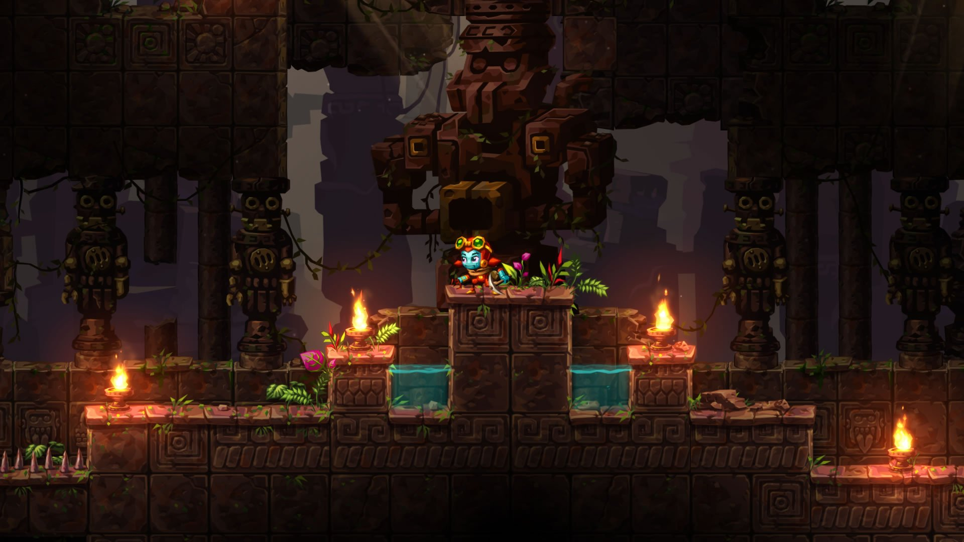 Modojo | Steamworld Dig 2 Coming To Nintendo Switch Next Month