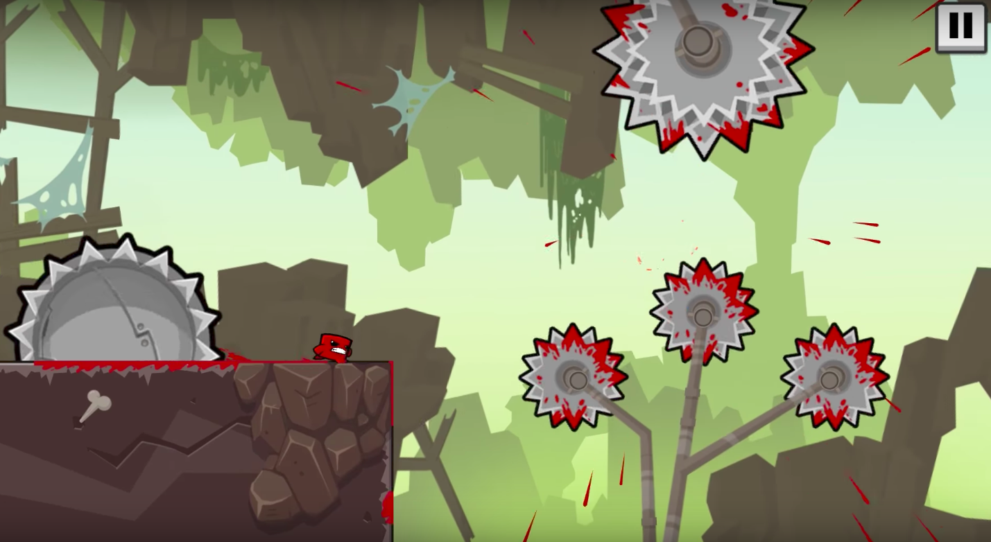 Modojo | Super Meat Boy Forever Gets New Switch Trailer