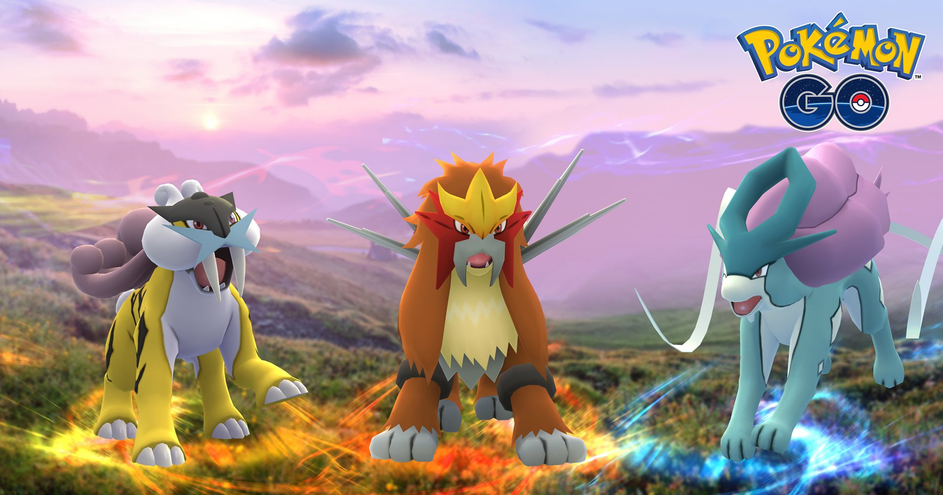 Modojo | When Raikou, Entei, And Suicine Are Available In Pokemon Go