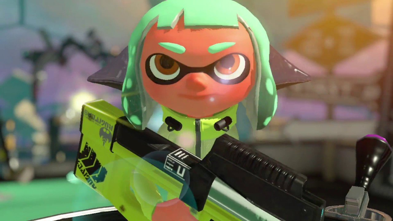 Modojo | Yet Another Splatoon 2 Datamine Reveals New Ranked Gameplay Mode