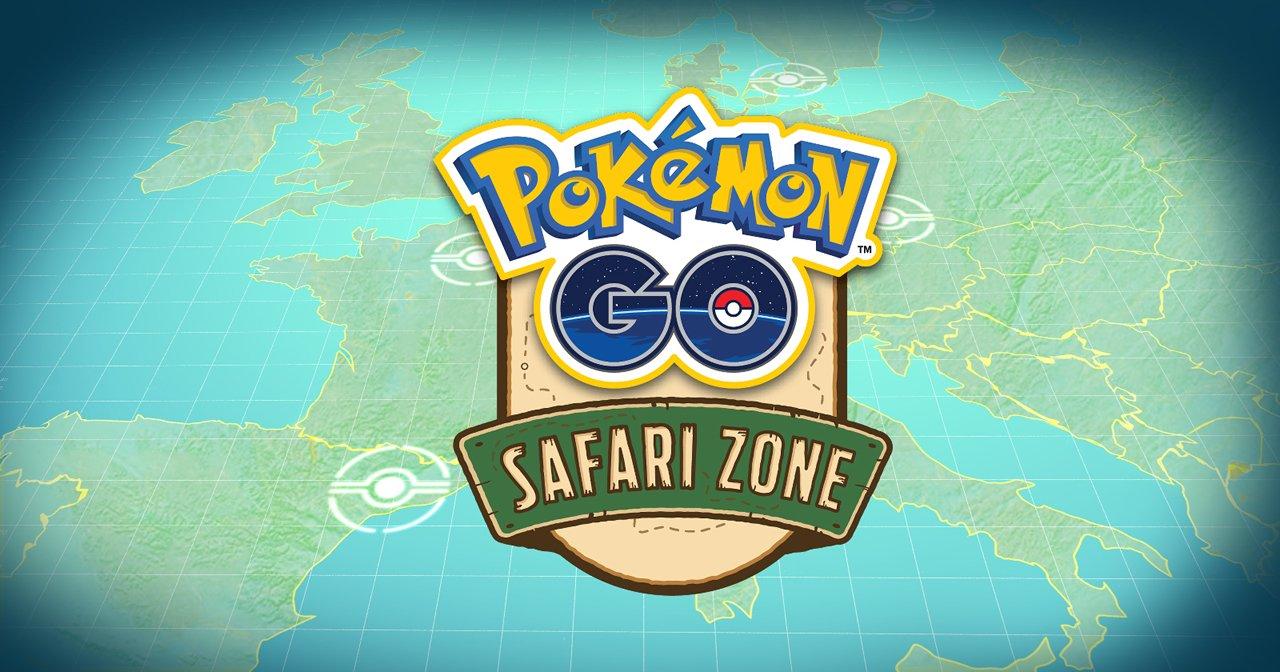 Modojo | Pokemon Go - Niantic Confirms Latest European Safari Zone Event Dates