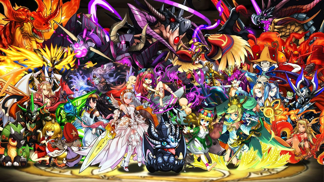 Modojo | Limited-Time Collaboration Brings 28 Final Fantasy Characters To Puzzle & Dragons