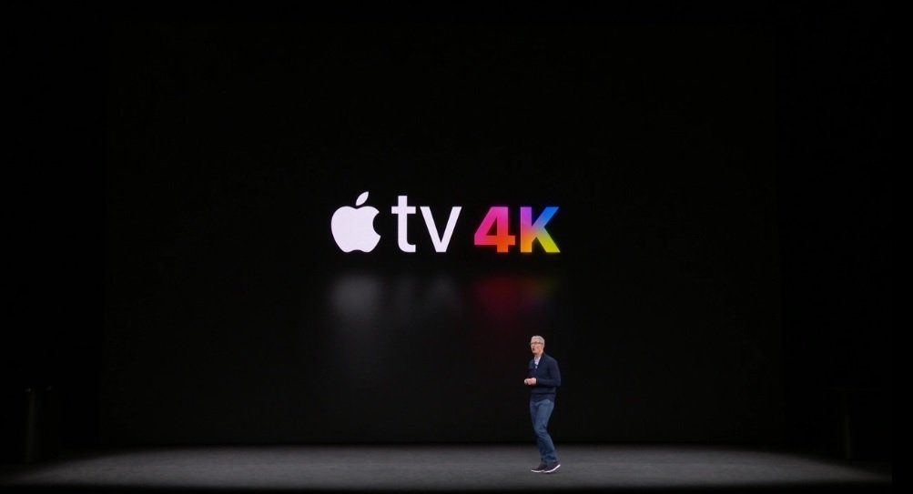 Modojo | Apple Details New Apple TV With 4K And High Dynamic Range