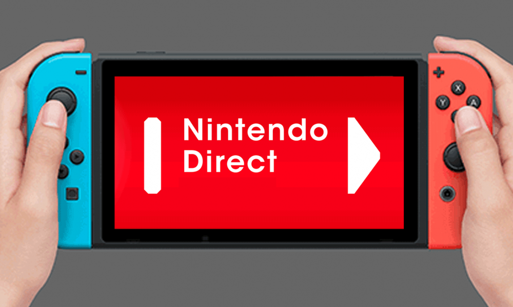 Modojo | Watch Today's Nintendo Direct Stream Right Here