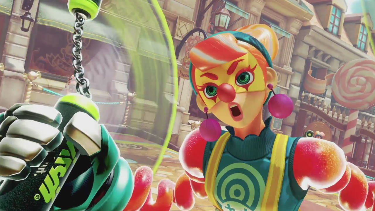Modojo | Arms' Latest Update Includes Customizable Controls, New Fighter, And New Arena