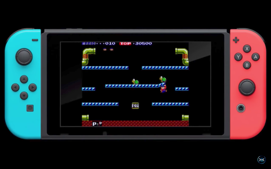 Modojo | Nintendo's Classic Arcade Games Are Coming To The Switch