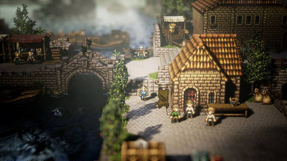 Modojo | Project Octopath Traveler Gets a Nintendo Switch Demo