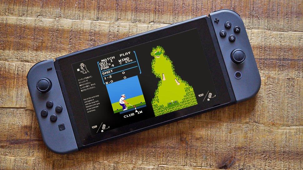 Modojo | How To Unlock The NES Title Golf On Nintendo Switch
